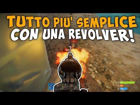 PISTOLA = EZ GAME !! // IL NUOVO RUST! // SOLO GAMEPLAY ITA - EP.17 thumbnail
