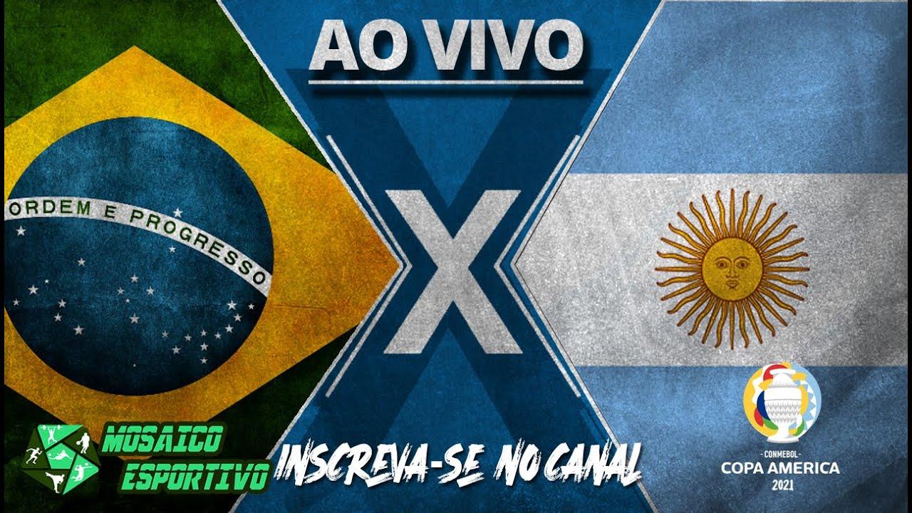 Rodada Dupla no ME: Confiança X vitória / Brasil X Argentina