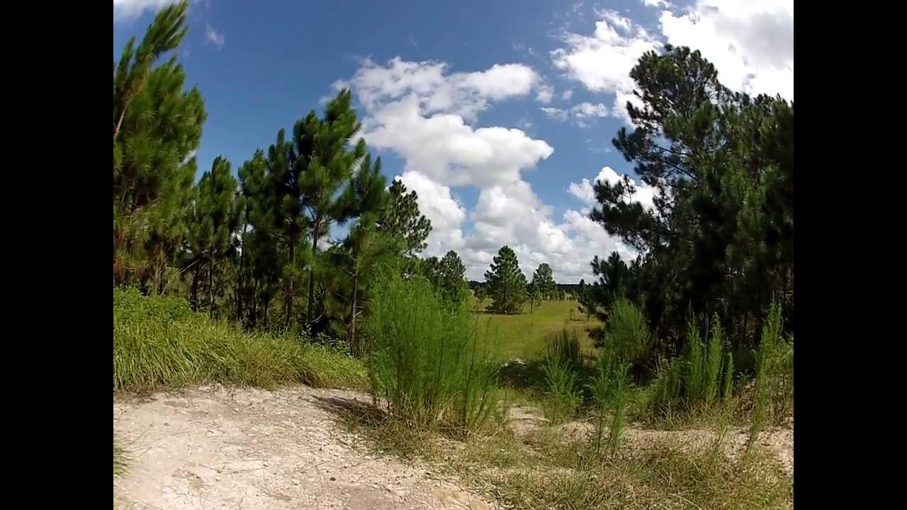 Florida loop trail at tenoroc fish management area youtube for Tenoroc fish management area