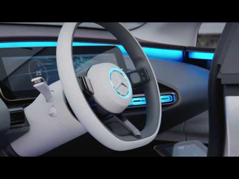 Mercedes-Benz at CES 2017: Connected, Autonomous, Shared & Service and Electric Drive