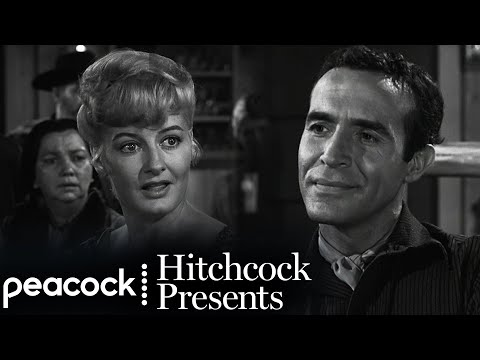 Outlaw Takes Bids For` His Own Bounty  | Hitchcock Presents