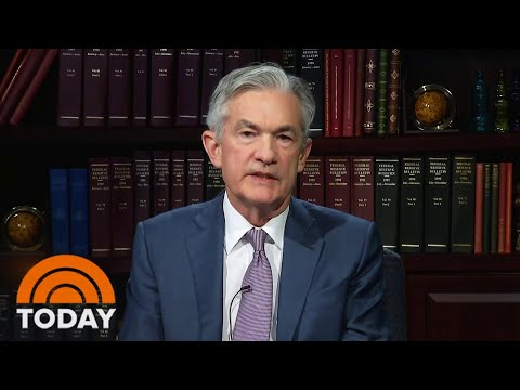 Fed Chair says U.S. 'May Well Be In A Recession' As Coronavirus Pandemic Spreads | TODAY