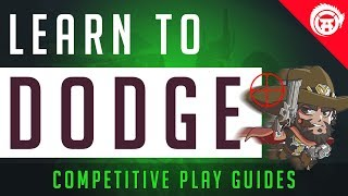 Learn To Dodge In Overwatch - How to Dodge Guide To Stay Alive - Movement Guide  | OverwatchDojo