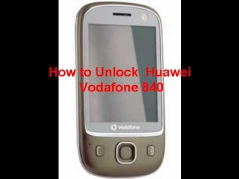 Huawei Vodafone 840