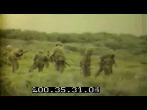 INVASION OF SAIPAN - 07-02-1944 - 07-12-1944 GRAPHIC - NO SOUND - COLORIZED |