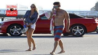 Charlotte McKinney and Scott Eastwood: Dating!