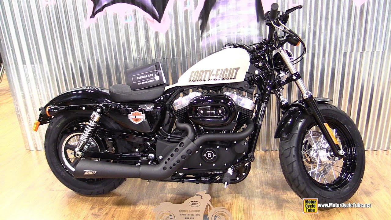 2015 harley davidson sportster forty eight customized with. Black Bedroom Furniture Sets. Home Design Ideas