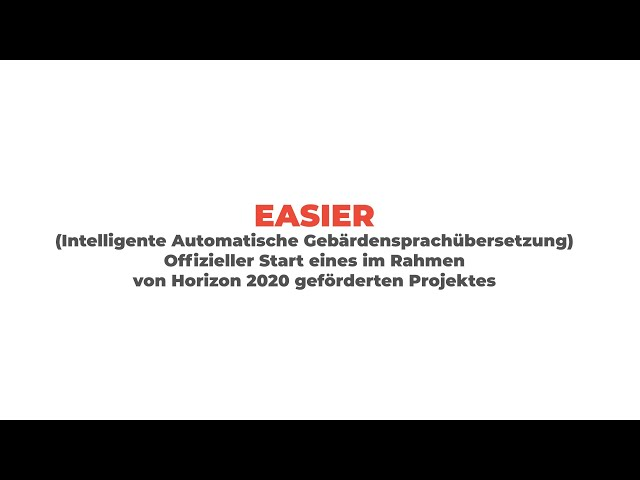 Project Launch [Swiss German]