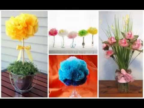 Inexpensive baby shower centerpiece ideas - YouTube