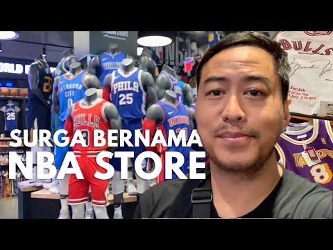 SURGA BERNAMA NBA STORE