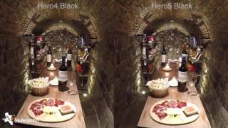 GoPro Hero5 vs Hero4 Low Light Comparison - GoPro Tip #556 | MicBergsma