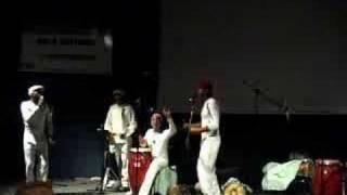 Yamil Castillo- Makuta y Palo -Grupo Afro Cubano Bakinikini