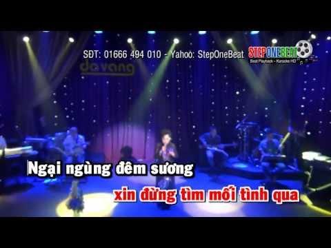 [Karaoke] Lỡ Chuyến Đò Ngang - Giao Linh (Demo)
