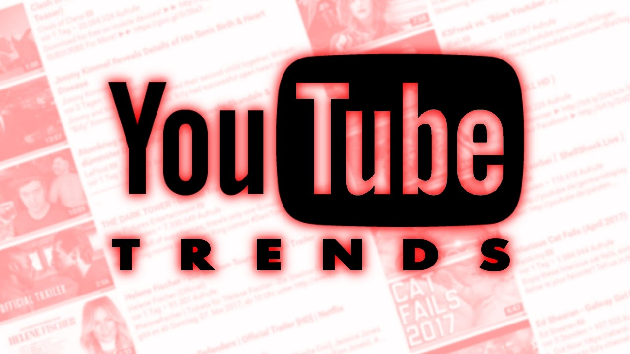 Trends Youtube