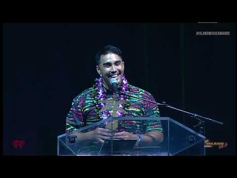 Island Music Awards - Kolohe Kai Album of the Year Acceptance Speech