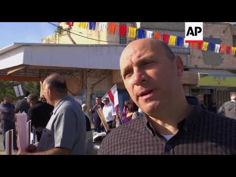 Christian Arabs demand resignation of Patriarch after selling church land to Israel