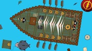 Raaaaft.io - How I built a Pirate Ship
