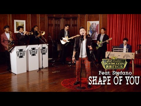 Shape Of You  Ed Sheeran 70s Stevie Wonder Funk Style  ft Stefano