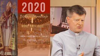 Biskupsko ređenje mons. Ante Jozića u crkvi Svete Obitelji u Solinu - 16. rujna