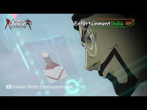 Avengers: Infinity War 1 Hindi Thanos...