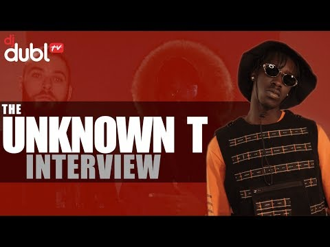 Unknown T Interview - Homerton B was an accident, being a versatile artist & Dizzee Rascal cosign