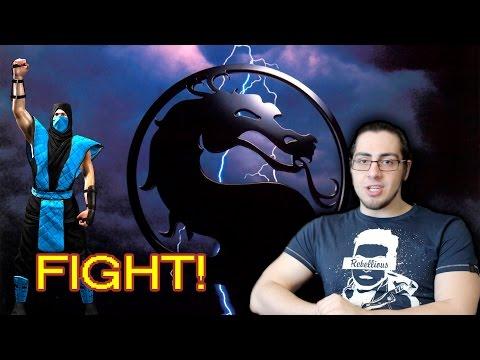 Fight! Hodgepodgedude играет Mortal Kombat II (MK2)