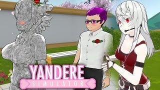 Using the Lifenote at the worst possible times in Yandere Simulator