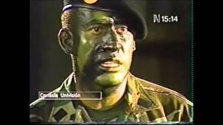 Entrevista de univisión a los comandos del operativo Chavín de Huántar