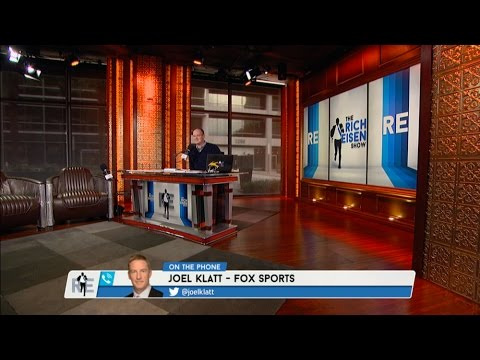 FOX College Football Analyst Joel Klatt Talks CFB Playoffs, Rose Bowl & More - 1/3/17