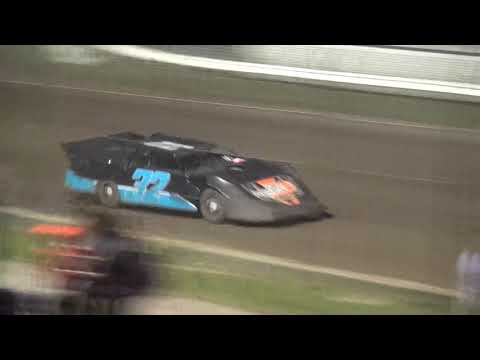 Limited Late Model Heat 1 Lafayette County Speedway 9/15/18