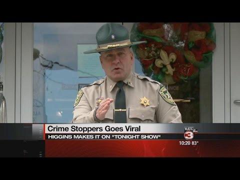 """Lt. Higgins Goes Viral, Lands on """"Tonight Show"""""""
