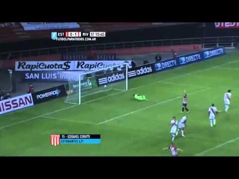 Estudiantes 2 - River Plate 1 /Promiedos