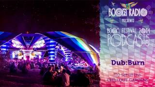 Dub:Burn - Chill Out Gardens 11 - Boom Festival 2014