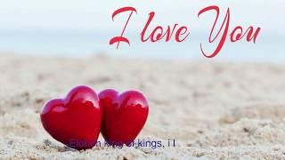Yahwendy -   Elohim, I love You (Lyric Video)