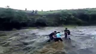 Tragic Patalpani Accident (flood)  In Indore, India Live & Uncensored