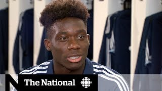 Teenager Alphonso Davies could be Canada's 1st men's soccer superstar