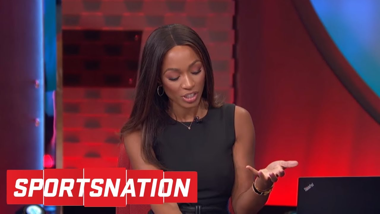 98958a0ad8a SportsNation reacts to Daryl Morey calling LeBron James the GOAT over MJ