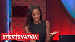 SportsNation reacts to Daryl Morey calling LeBron James the GOAT over MJ | SportsNation | ESPN