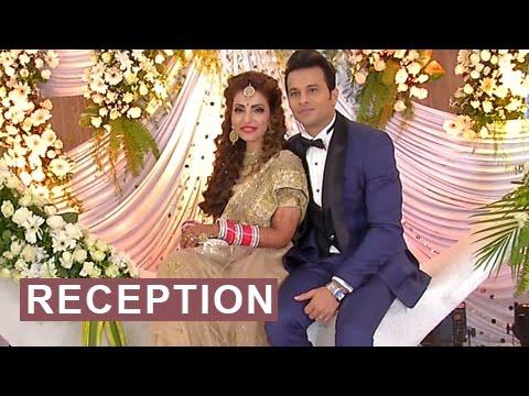 Navina Bole aka Tia's BRIDAL Look At Her Reception Party | EXCLUSIVE Interview | Ishqbaaz