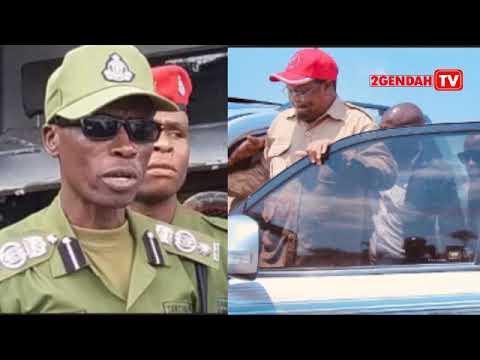 Download JESHI LA POLISI KIBAHA LATOA TAMKO KUZUIA  MSAFARA WA TUNDU LISSU / MAKADA TISA  CHADEMA WAKAMATWA