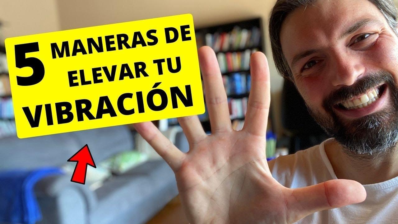 5 FORMAS DE ELEVAR TU ENERGÍA!!!
