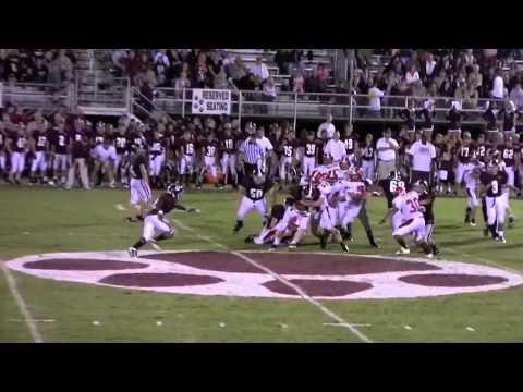 Daniel Logan, Elkmont High School, #54, #14