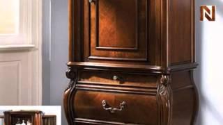 Bourbonnais Jewelry Chest C7038-15 By Fairmont Designs