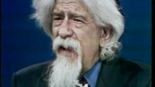אברהם יהושע השל מתראיין לקרל שטרן ב1972 - כתוביות בעברית
