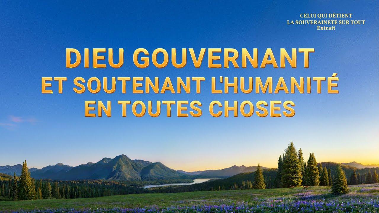 Documentaire en français - Dieu gouvernant et soutenant l'humanité en toutes choses