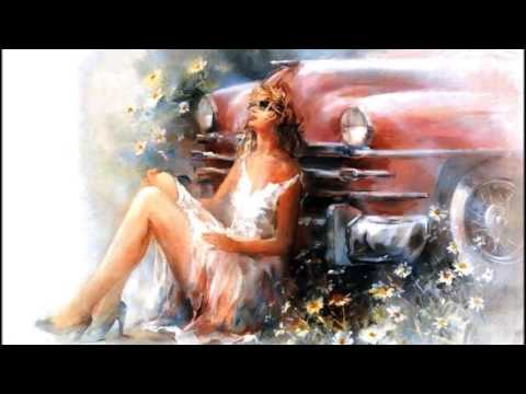 ~ The Shadow of Your Smile ~ by Vic Damone and Willem Haenraets Art
