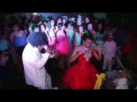 Fiesta 15 Años - Temática Carnaval de Barranquilla - Eventos Grupo Medina