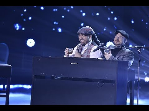 Duet. Jeremy Ragsdale & Horia Brenciu - What A Wonderful World