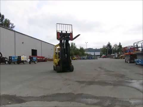 for sale 2004 hyster s80xm bcs 8 000lb warehouse industrial fork
