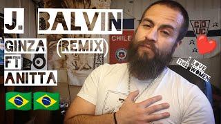 J. Balvin - Ginza (Remix) ft Anitta || CCTC Reactions || Fuego or No Bueno
